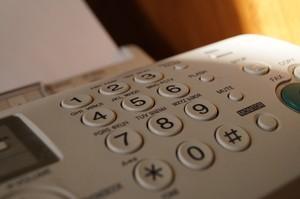집에 팩스기 없을 땐 이렇게! 모바일팩스 사용법